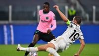 Berambisi Juara Grup, Juventus Bidik Barcelona