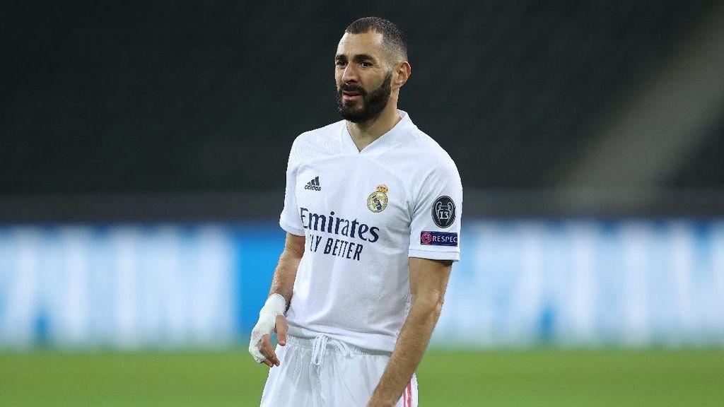 Benzema Jelek-Jelekan Vinicius, Legenda Milan Ini Kaget