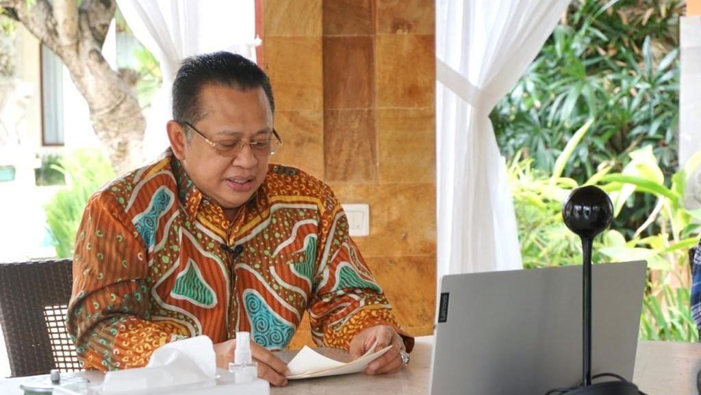 Ada Dewa & Dedi, Ketua MPR Optimis Desa Bisa Bangkitkan Ekonomi