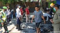 Masih Ada Saja Pengunjung Tak Bermasker di Objek Wisata Air Klaten