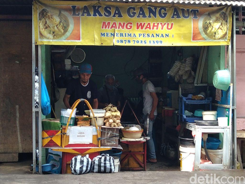 Laksa Bogor Mang Wahyu yang Laris Manis Sejak 1960-an