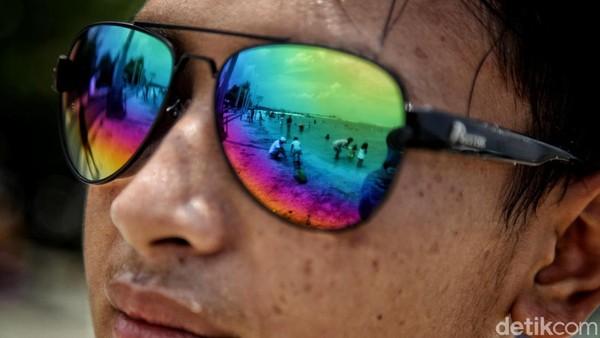 Terlebih Pantai Ancol menjadi salah satu destinasi wisata yang populer dikunjungi para wisatawan saat libur panjang.