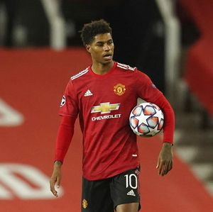 MU Vs Arsenal: Rekor Marcus Rashford Lawan The Gunners