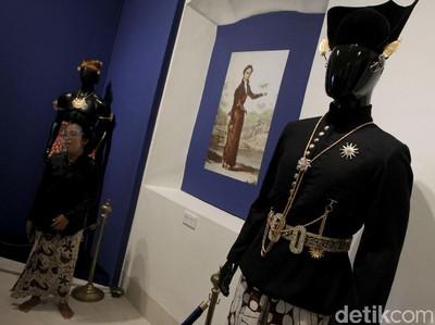 Mengenang Sri Sultan Hamengku Buwono II Lewat Pameran Sang Adiwira
