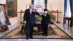 Retno ke Menlu AS: Terima Kasih atas Penyediaan 1.000 Ventilator