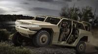 Ketika SUV KIA Disulap Jadi Mobil Militer