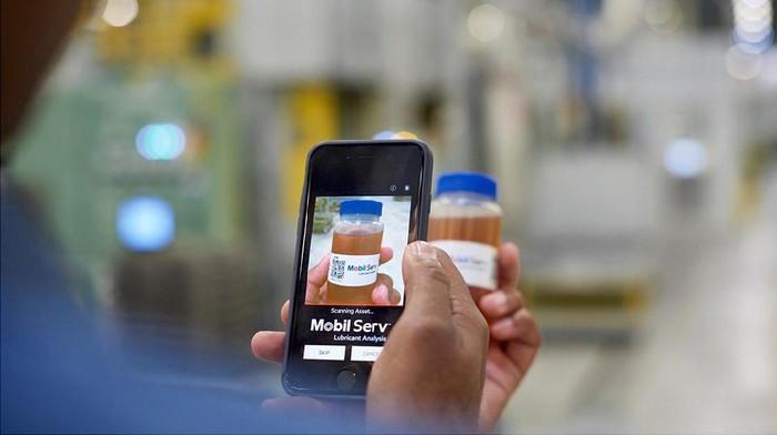 MobilServ Lubricants Analysis (MLSA)