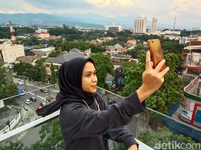 Foto Bandung dari Atas Ketinggian, Cakep Juga!