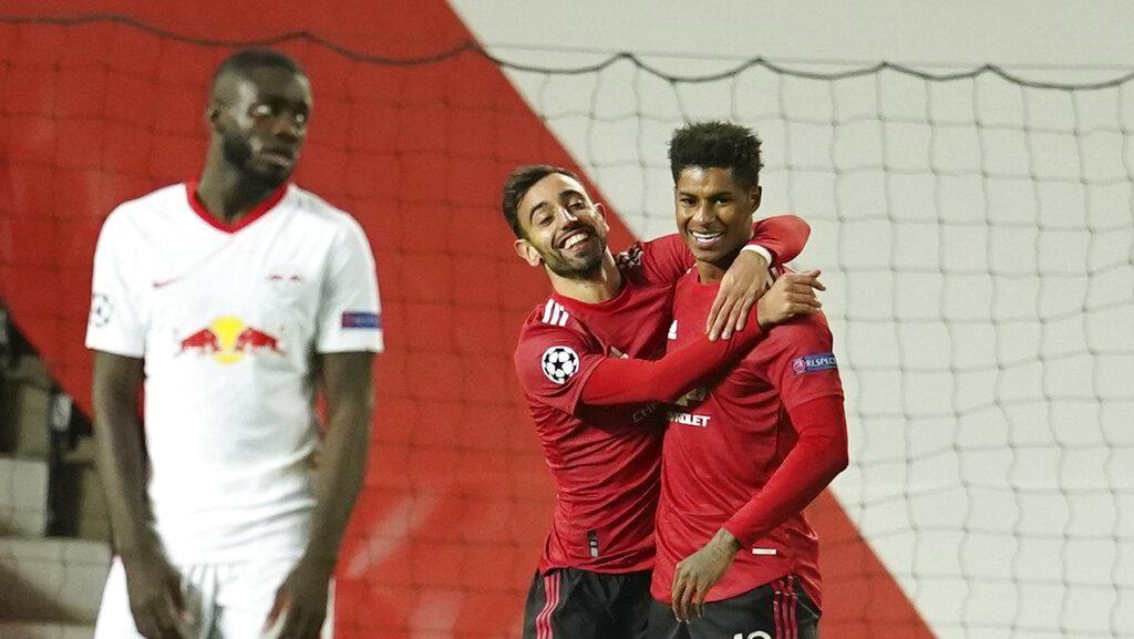 Respek! RB Leipzig Bilang Gini Habis Kena Bantai MU