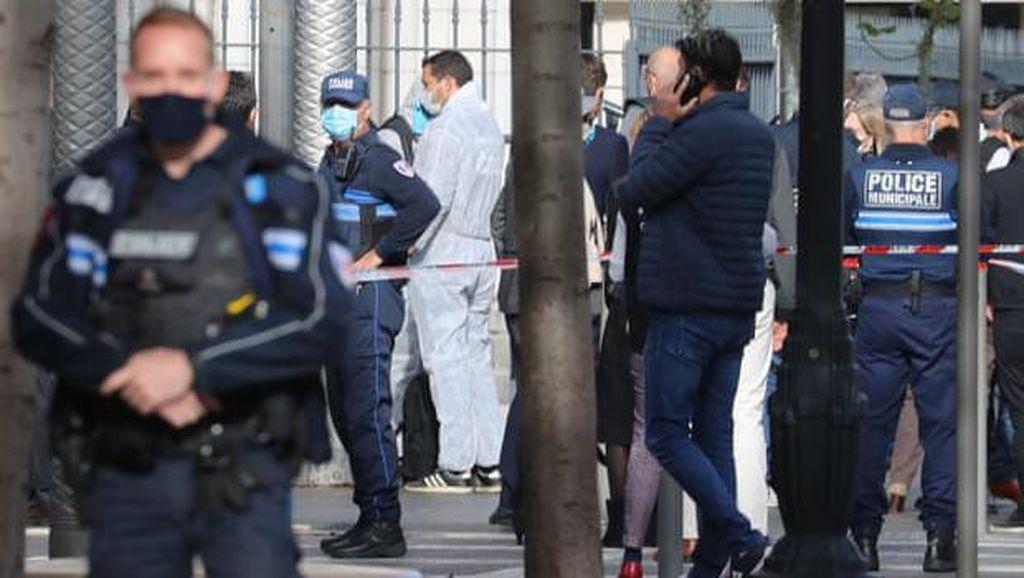 Turki Kutuk Keras Penusukan di Gereja Prancis