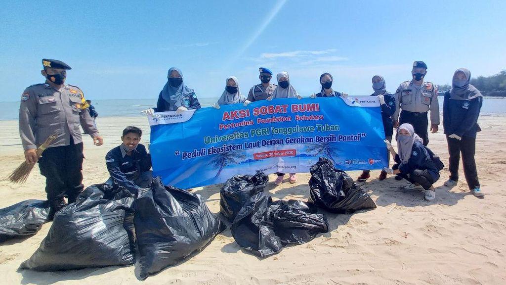 Aksi Sobat Bumi Digelar di Sumatera-Papua saat Hari Sumpah Pemuda