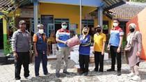 Banjir di Cilacap, Pertamina Beri Bantuan Sembako hingga Buah-buahan