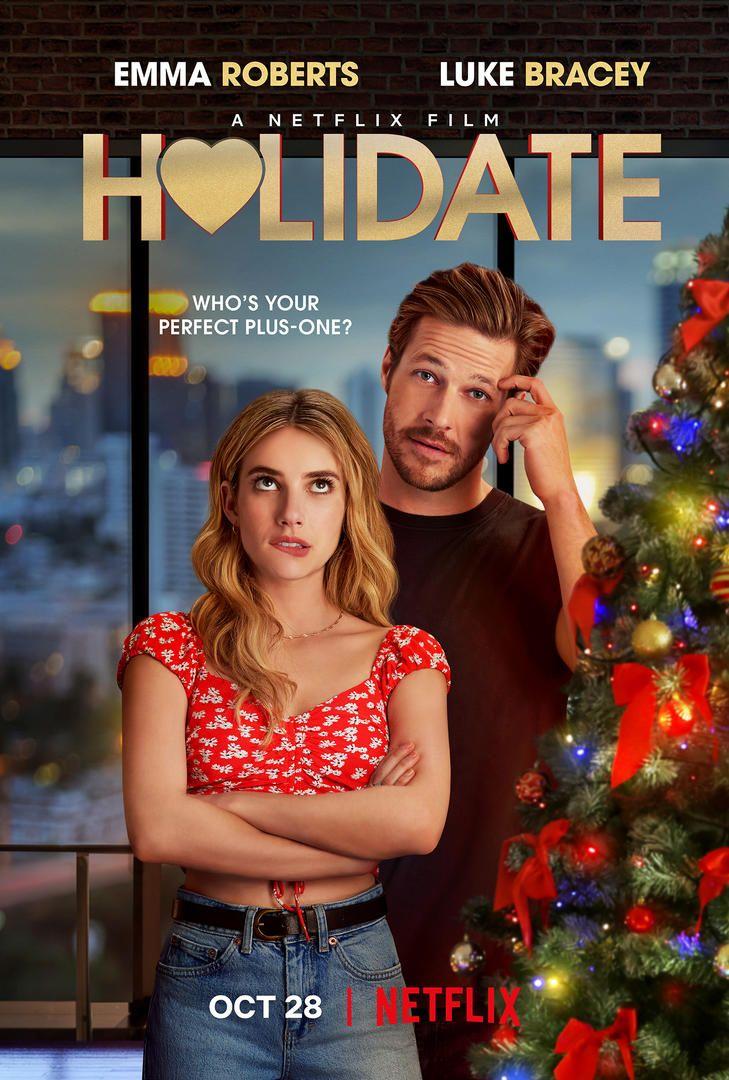 Poster film Netflix Holidate
