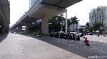 Potret Jalan Protokol Jakarta yang Lengang di Libur Panjang