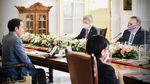 Potret Kehangatan Jokowi Sambut Menlu AS Pompeo di Istana Bogor