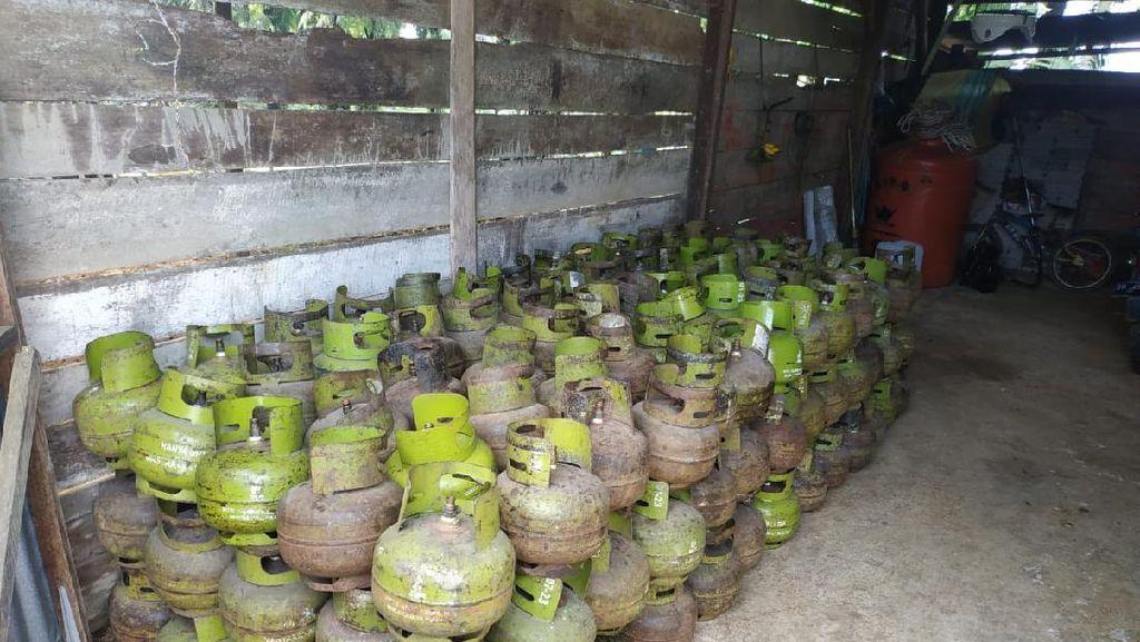 Pertamina Tindak Tegas Pangkalan LPG Nakal di Kabupaten Merangin
