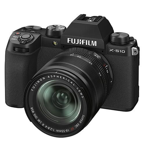 review Fujifilm X-S10