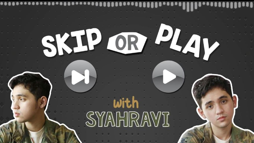 Play Or Skip: Kok Syahravi Nge-Skip New Light - John Mayer?