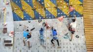 Tatap Olimpiade, Tim Panjat Tebing Indonesia Harap-harap Cemas