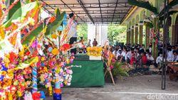 Tradisi Ndhog-ndhogan di Banyuwangi Dibatasi Saat Pandemi COVID-19