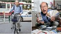 Trik Hemat Pria yang Hidup 36 Tahun Hanya Mengandalkan Voucher