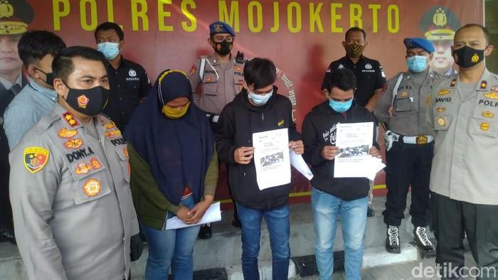 Viral Cabe-cabean Tawuran di Mojokerto Ternyata Hoaks, 3 Penyebar Diamankan