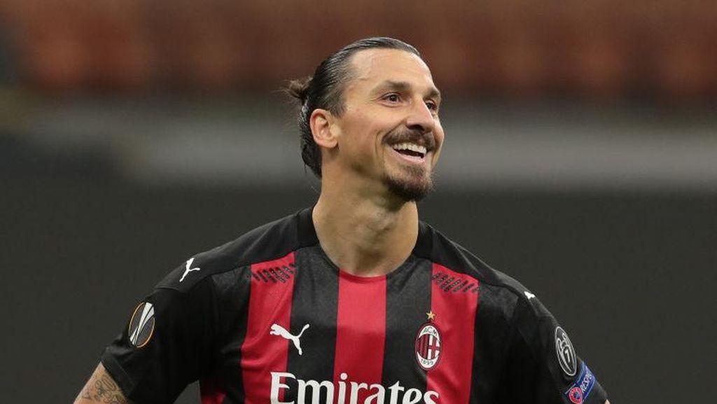Milan Harus Bijak Optimalkan Ibrahimovic