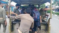 Gelar Razia, Satpol PP Amankan 26 Anak Punk-18 Gepeng di Banda Aceh