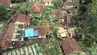 92 Rumah Rusak Imbas Terjangan Puting Beliung di Sukabumi