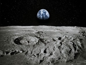 Ada Air di Bulan, Apa Bisa Diminum Ya?