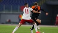 Hasil Liga Europa: Roma Ditahan CSKA Sofia