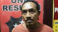 Cabuli Anak Tiri, Ayah di Samarinda Dibekuk Polisi