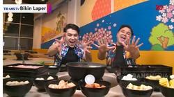 Bikin Laper! Segarnya Shabu-shabu Kuah Tomyum dengan Daging Juicy