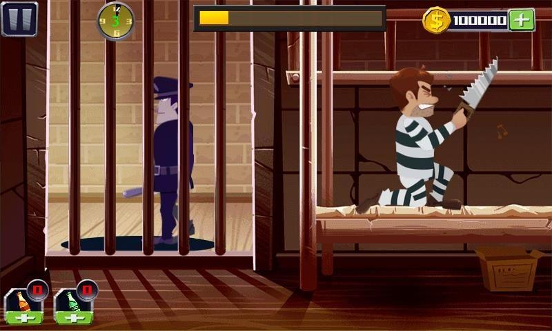 Break The Prison