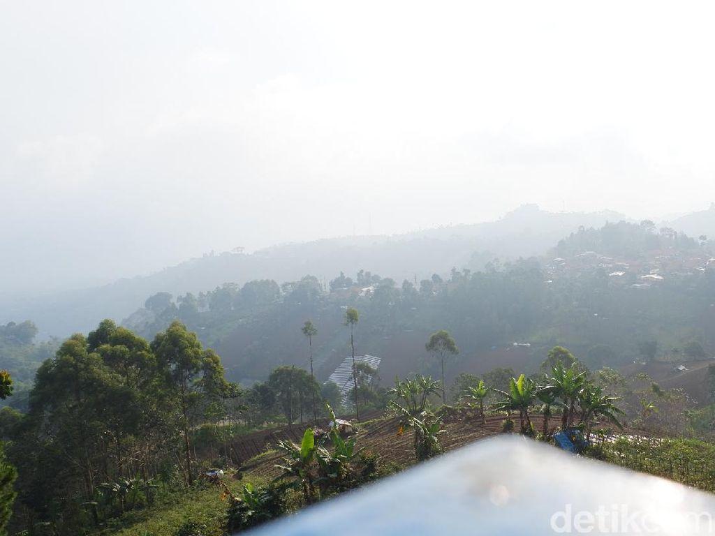 Bukit Bintang Bandung yang Selalu Menawan