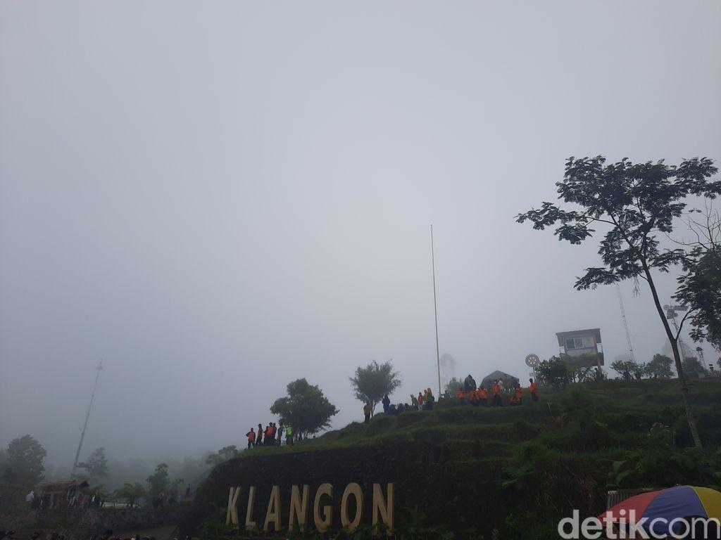 Bukit Klangon di Sleman