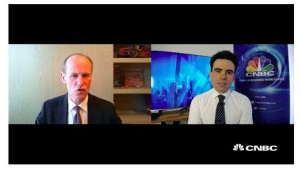CEO Australia and New Zealand Banking (ANZ) Group Shayne Elliott