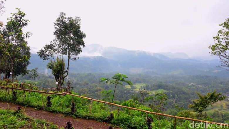 Desa Bojongkondang di Pangandaran