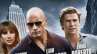 Sinopsis Empire State, Dibintangi Dwyane Johnson dan Liam Hemsworth