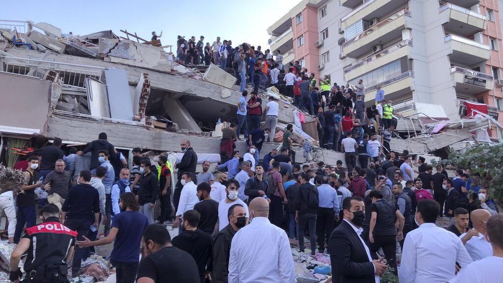 Gempa Turki dan Yunani Magnitudo 7 Berdampak Tsunami Kecil, Ini Faktanya