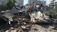 Dilanda Gempa, Turki-Yunani Lupakan Perselisihan