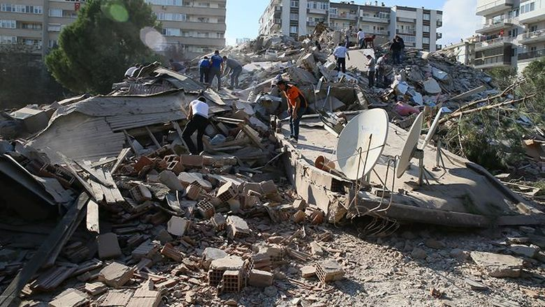 Gempa M 7,0 Guncang Yunani dan Turki