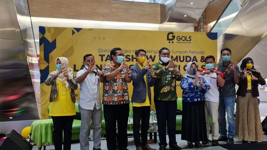 Wakil Ketua MPR Apresiasi Aplikasi GOLS Buatan Milenial Gresik
