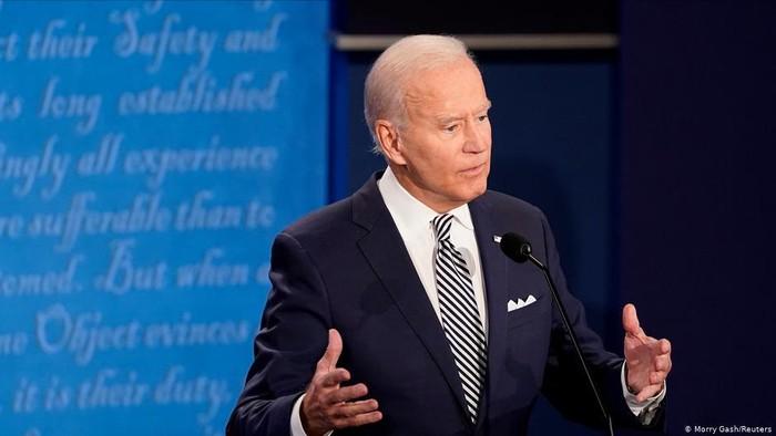 Joe Biden yang Terus Maju Meski Dihantam Tragedi