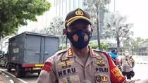Polisi: Warga Gang Rumah Habib Rizieq Menolak Disemprot Disinfektan