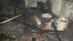 Tersambar Api Saat Tuangkan Bensin, Pedagang Lontong Jepara Terbakar