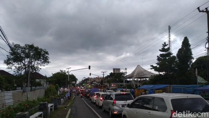 Lalin Puncak Bogor Macet 30 Oktober