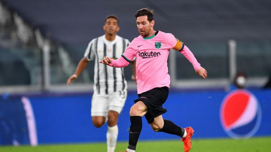 Bartomeu Pergi, Messi Semangat Main Lagi