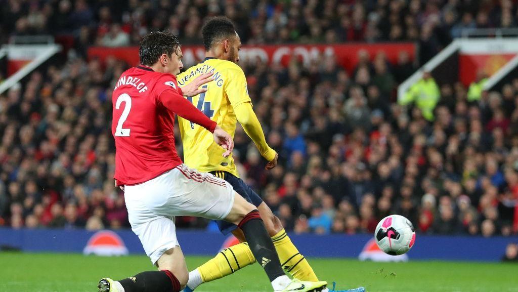 10 Fakta Jelang MU vs Arsenal