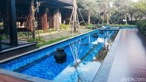 Medja Restaurant Bogor, Resto Keluarga Bergaya Rustic Nan Asri